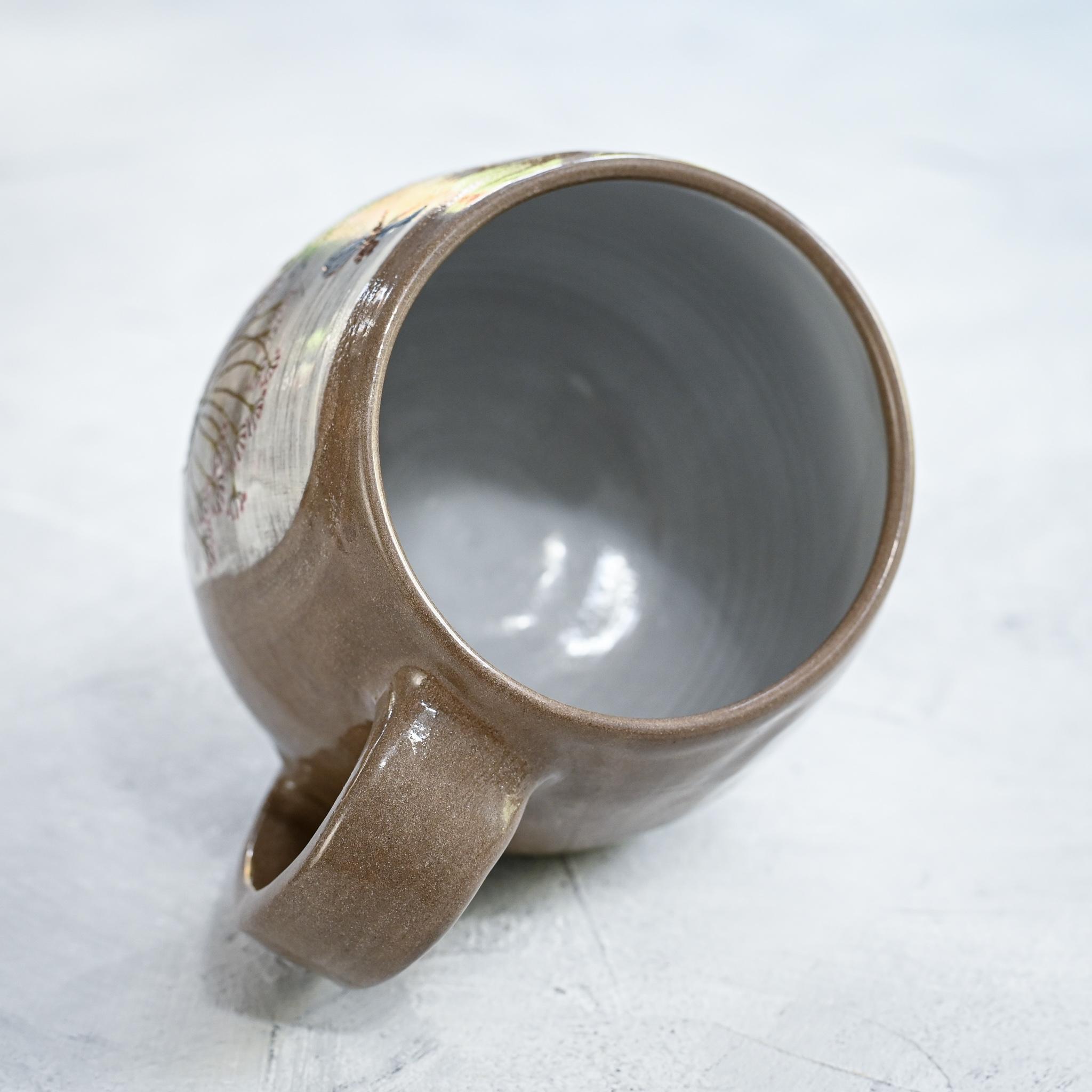 """картинка Керамическая чашка """"Летняя"""" 5 - DishWishes.Ru"""