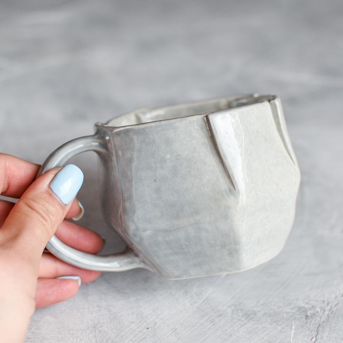 "картинка Чашка ручной работы ""ABC"" 2 - DishWishes.Ru"