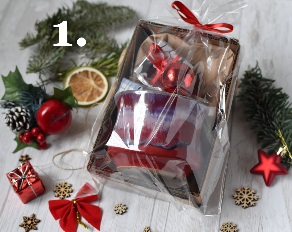 картинка Новогодний набор малый - DishWishes.Ru