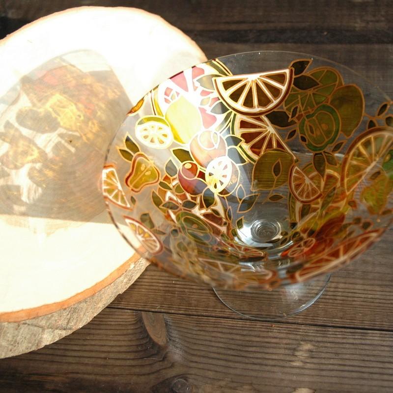 """картинка Фруктовая ваза """"Витаминный взрыв"""" - DishWishes.Ru"""