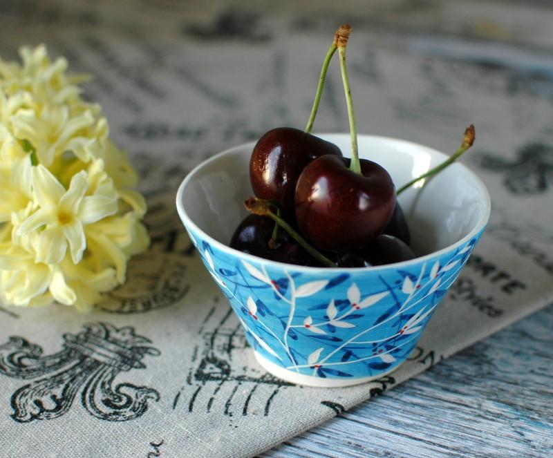 """картинка Чайная пиала ручной работы """"Весна"""" - DishWishes.Ru"""