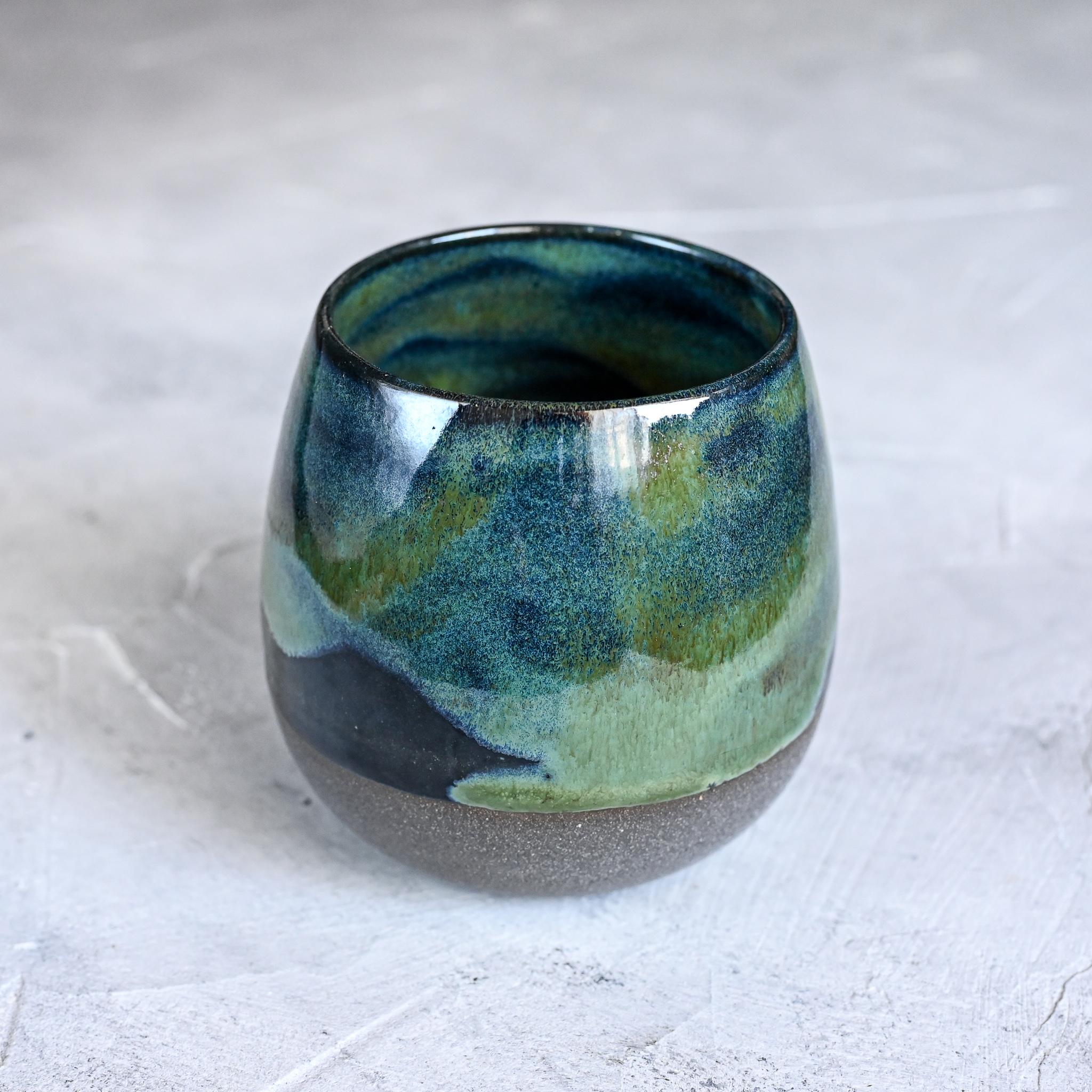 картинка Керамический стакан Марии Левиной 27 - DishWishes.Ru