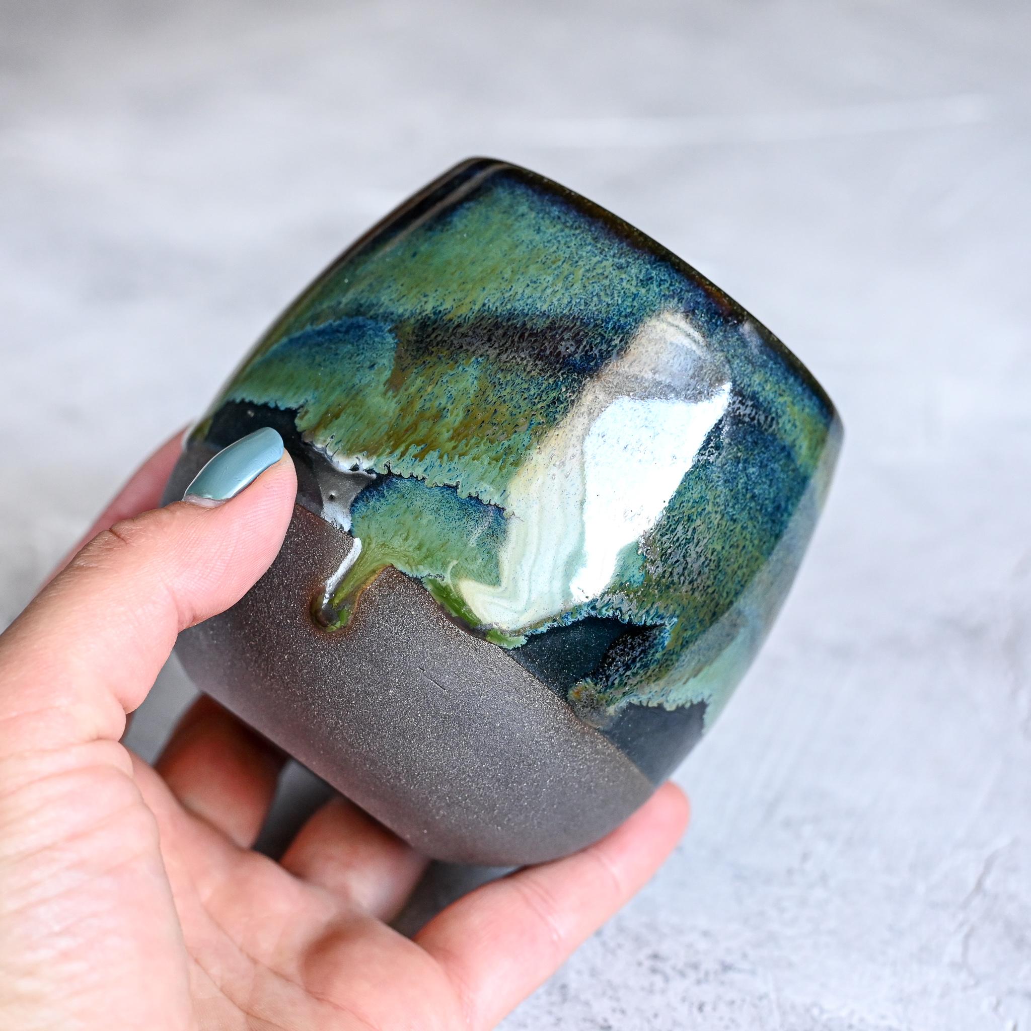 картинка Керамический стакан Марии Левиной 20 - DishWishes.Ru