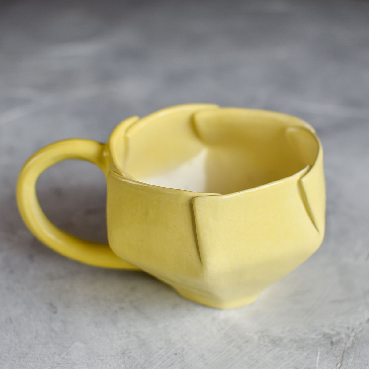 "картинка Чашка ручной работы ""ABC"" 6 - DishWishes.Ru"