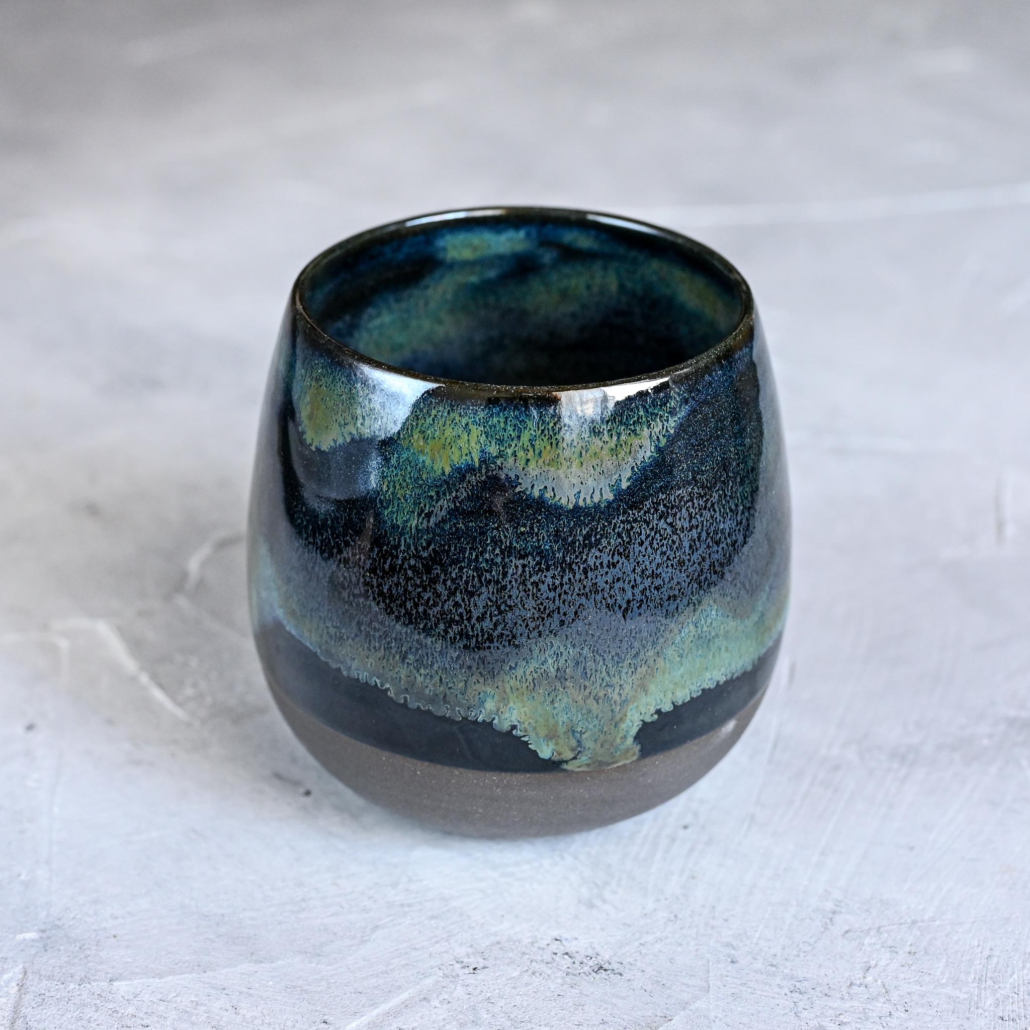 картинка Керамический стакан Марии Левиной 26 - DishWishes.Ru