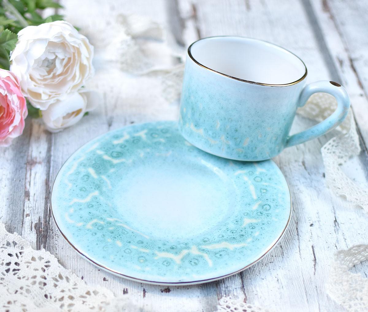 "картинка Чайная пара ""Английское чаепитие"" - DishWishes.Ru"