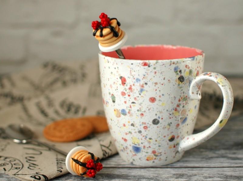"""картинка Чайная ложка """"Панкейки"""" - DishWishes.Ru"""
