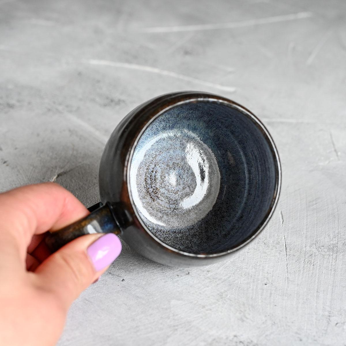 картинка Керамическая кружка Александры Золотаревой 4 - DishWishes.Ru
