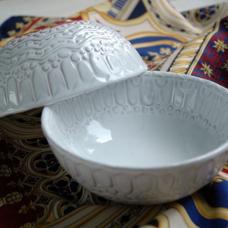 картинка Пиала из коричневой глины - DishWishes.Ru