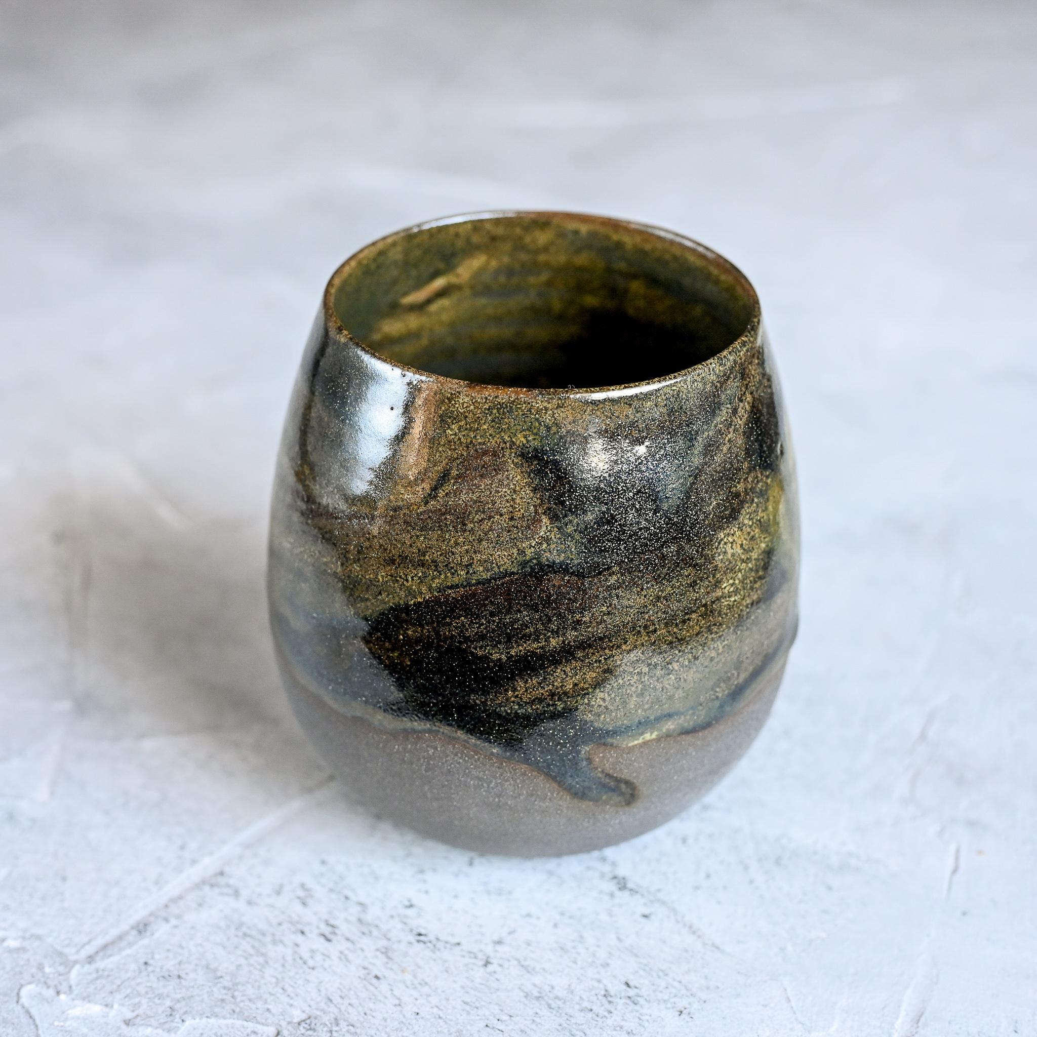 картинка Керамический стакан Марии Левиной 8 - DishWishes.Ru