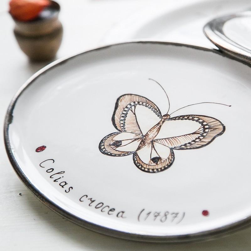 """картинка Набор """"Бабочки"""" - DishWishes.Ru"""