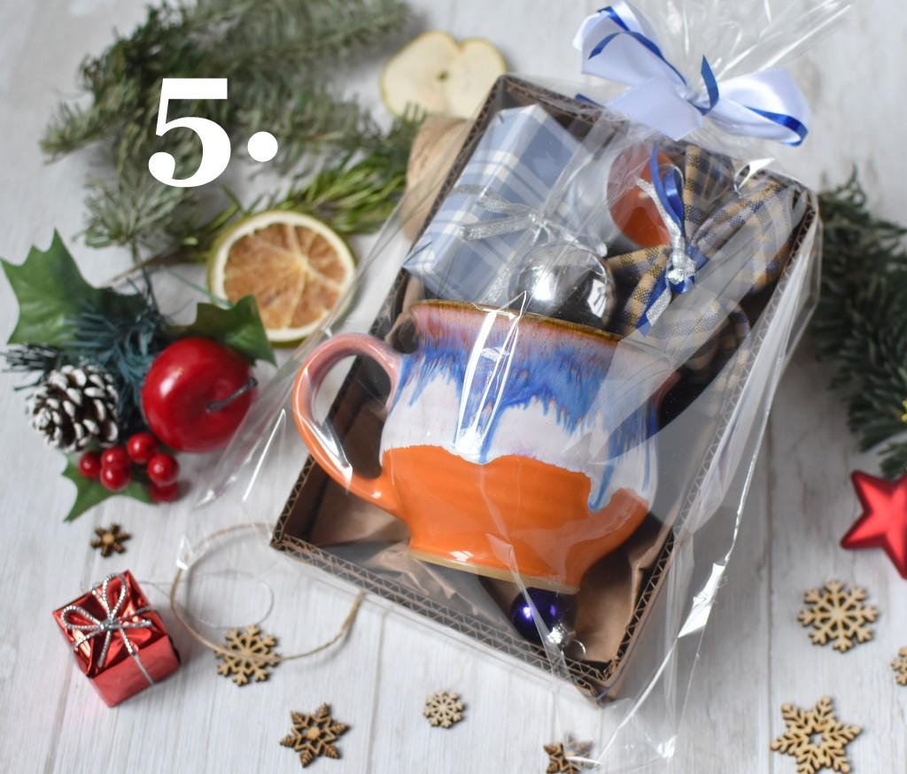 картинка Новогодний набор средний - DishWishes.Ru