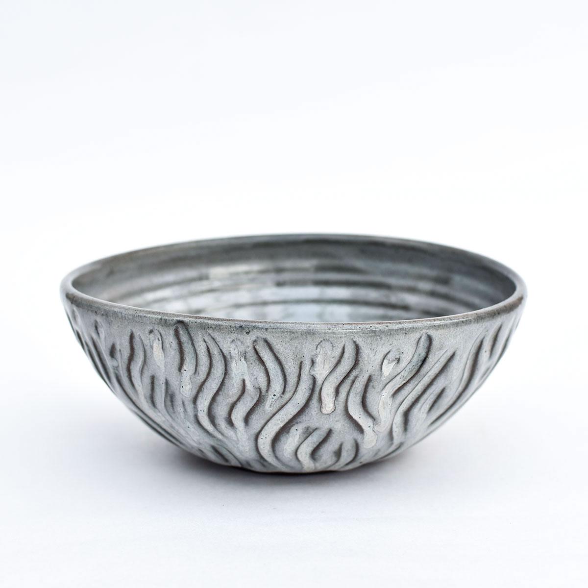 картинка Керамический салатник Натальи Астаховой 1 - DishWishes.Ru
