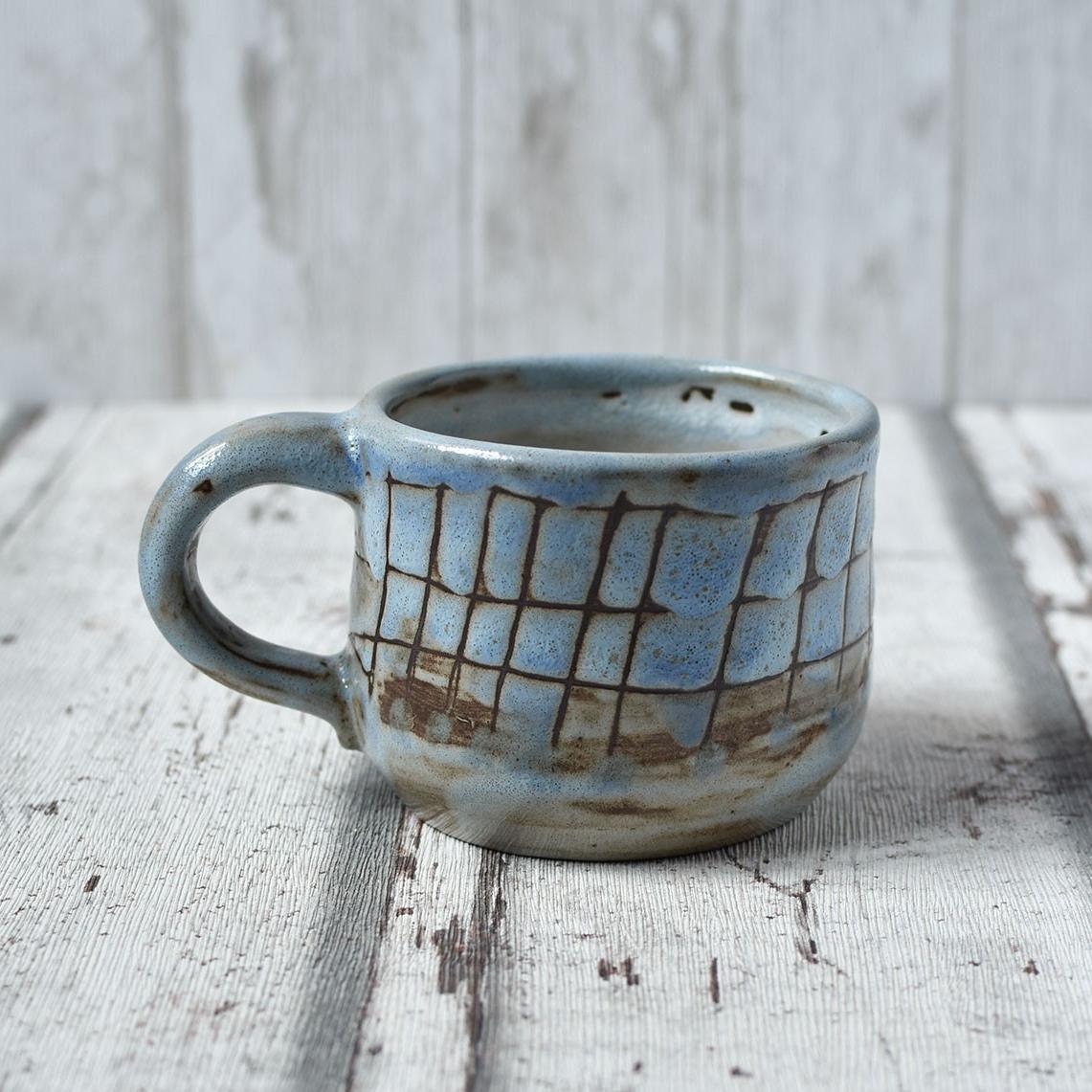 """картинка Чашка ручной работы """"Уютный плед"""" - DishWishes.Ru"""