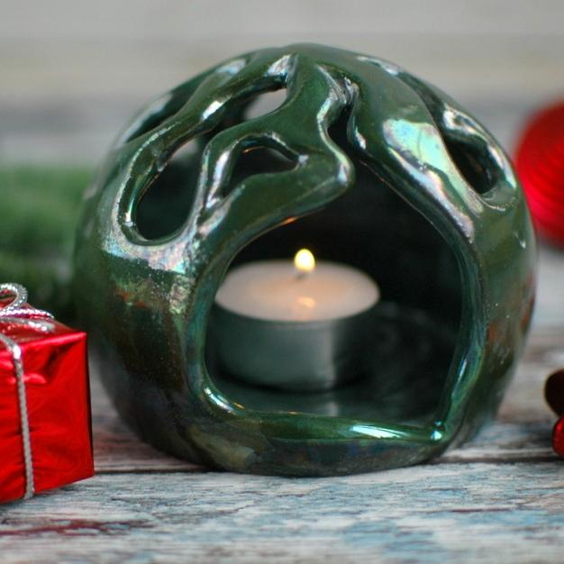 картинка Подсвечник для греющей свечи - DishWishes.Ru