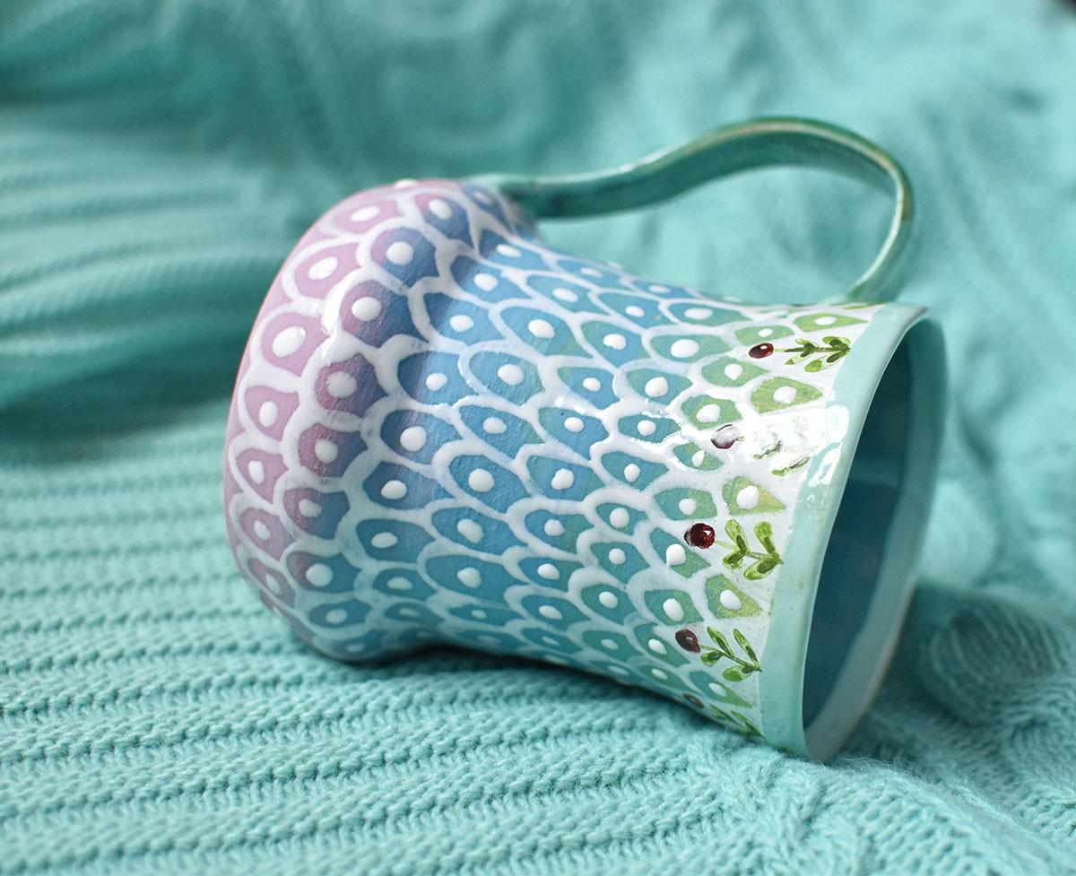 "картинка Чашка ""Сказочная"" - DishWishes.Ru"