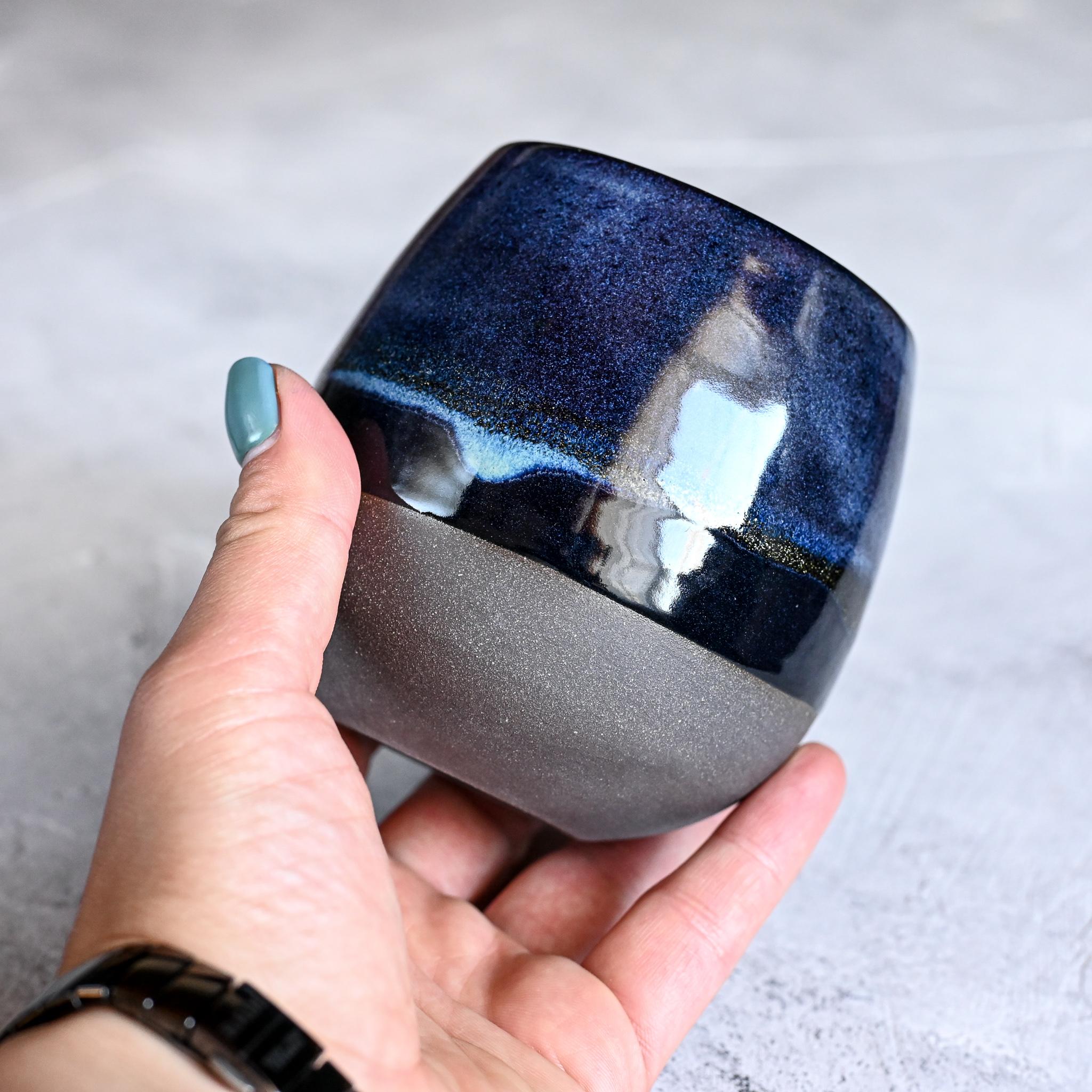 "картинка Керамический стакан Марии Левиной ""Космос"" 16 - DishWishes.Ru"