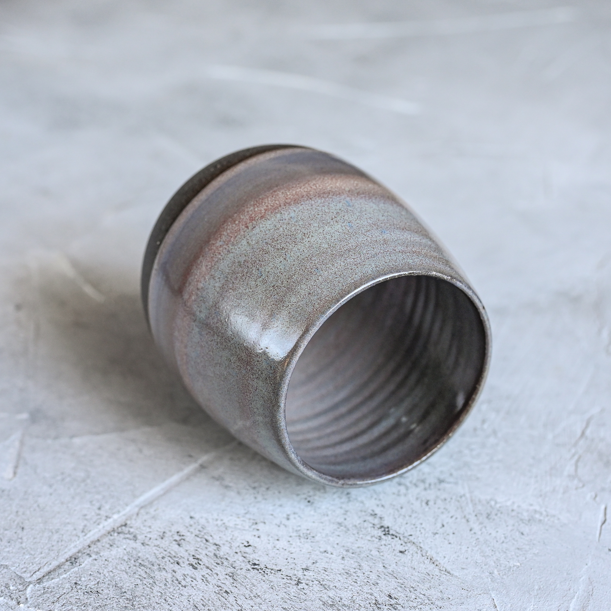картинка Керамический стакан Марии Левиной малый 1 - DishWishes.Ru