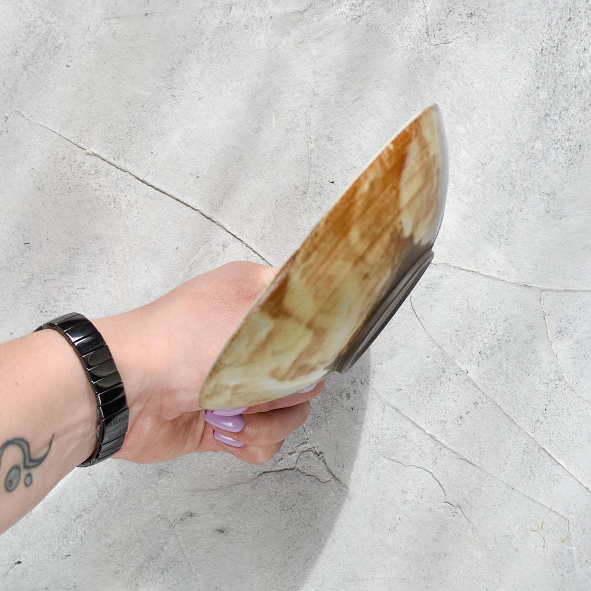 "картинка Тарелка из серии ""Япония"" - светлая 3 - DishWishes.Ru"