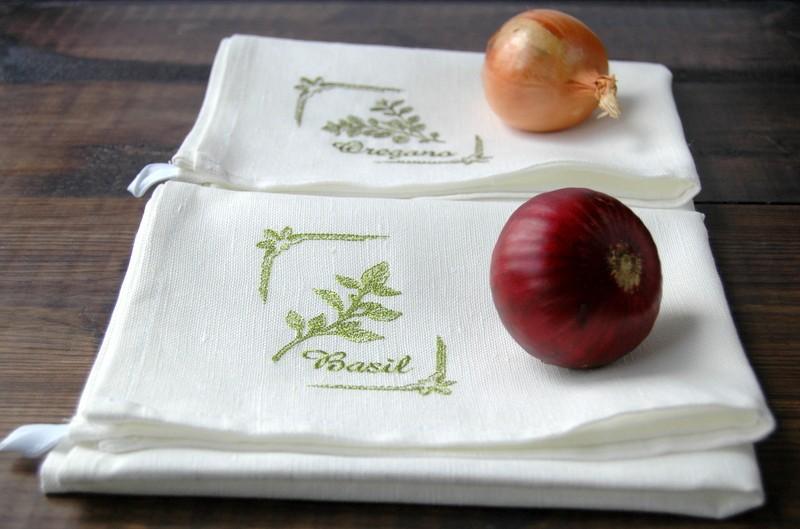 """картинка Кухонное полотенце """"Орегано"""" - DishWishes.Ru"""