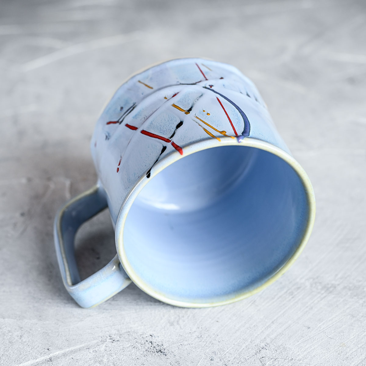 картинка Фарфоровая кружка Александра Заболотникова 2 - DishWishes.Ru
