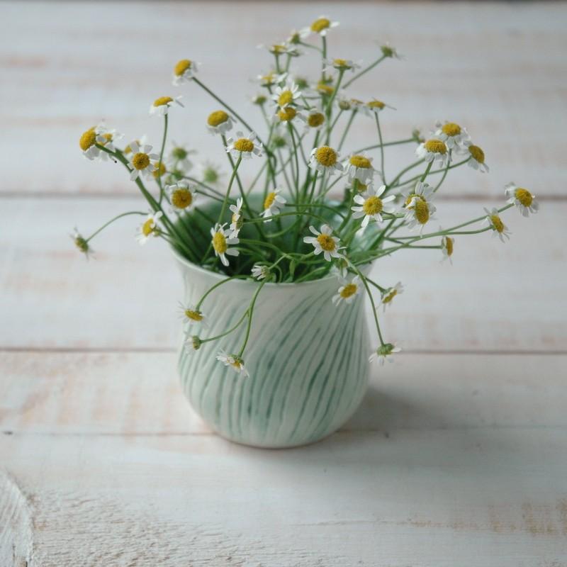 """картинка Маленькая ваза """"Весна"""" - DishWishes.Ru"""