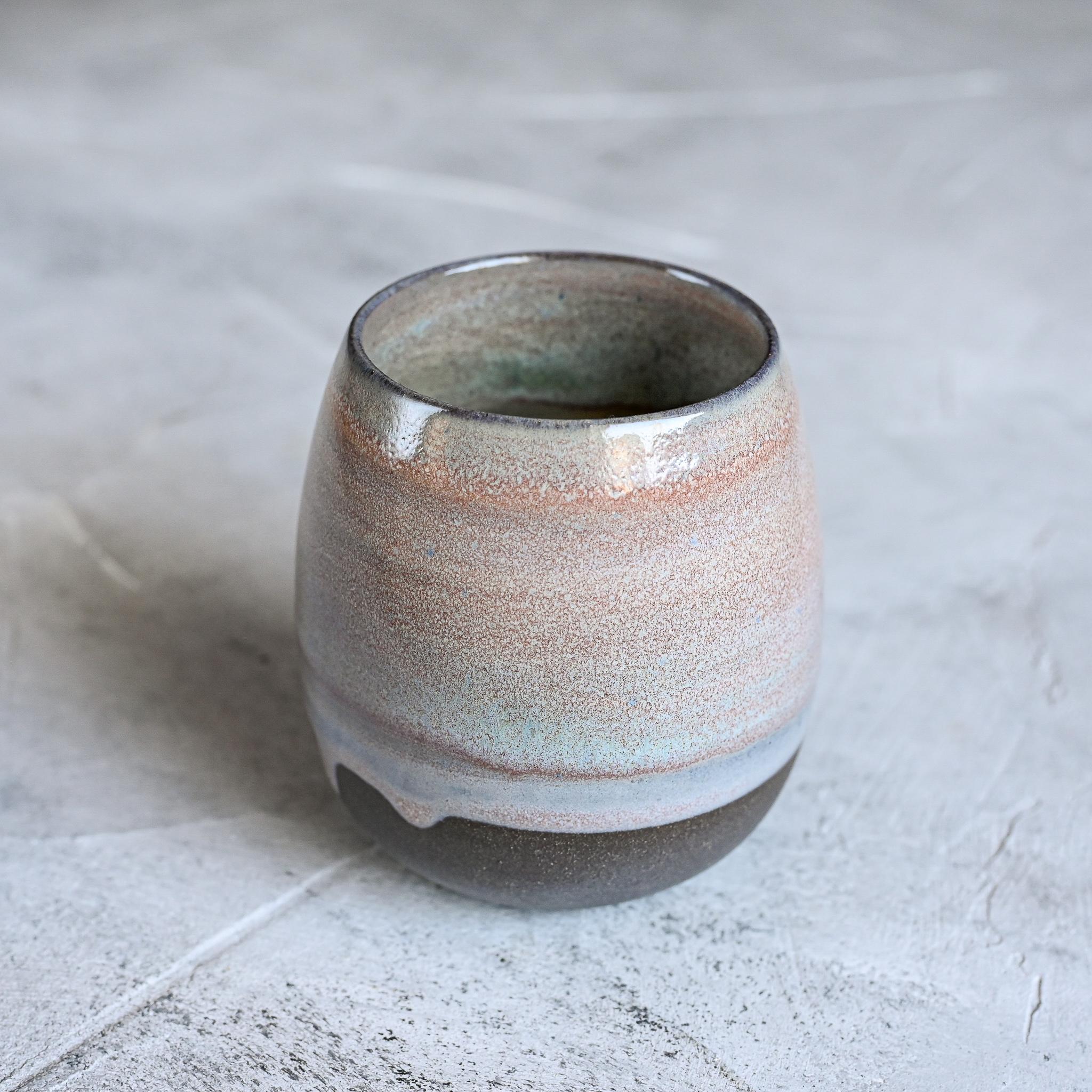 картинка Керамический стакан Марии Левиной малый 4 - DishWishes.Ru