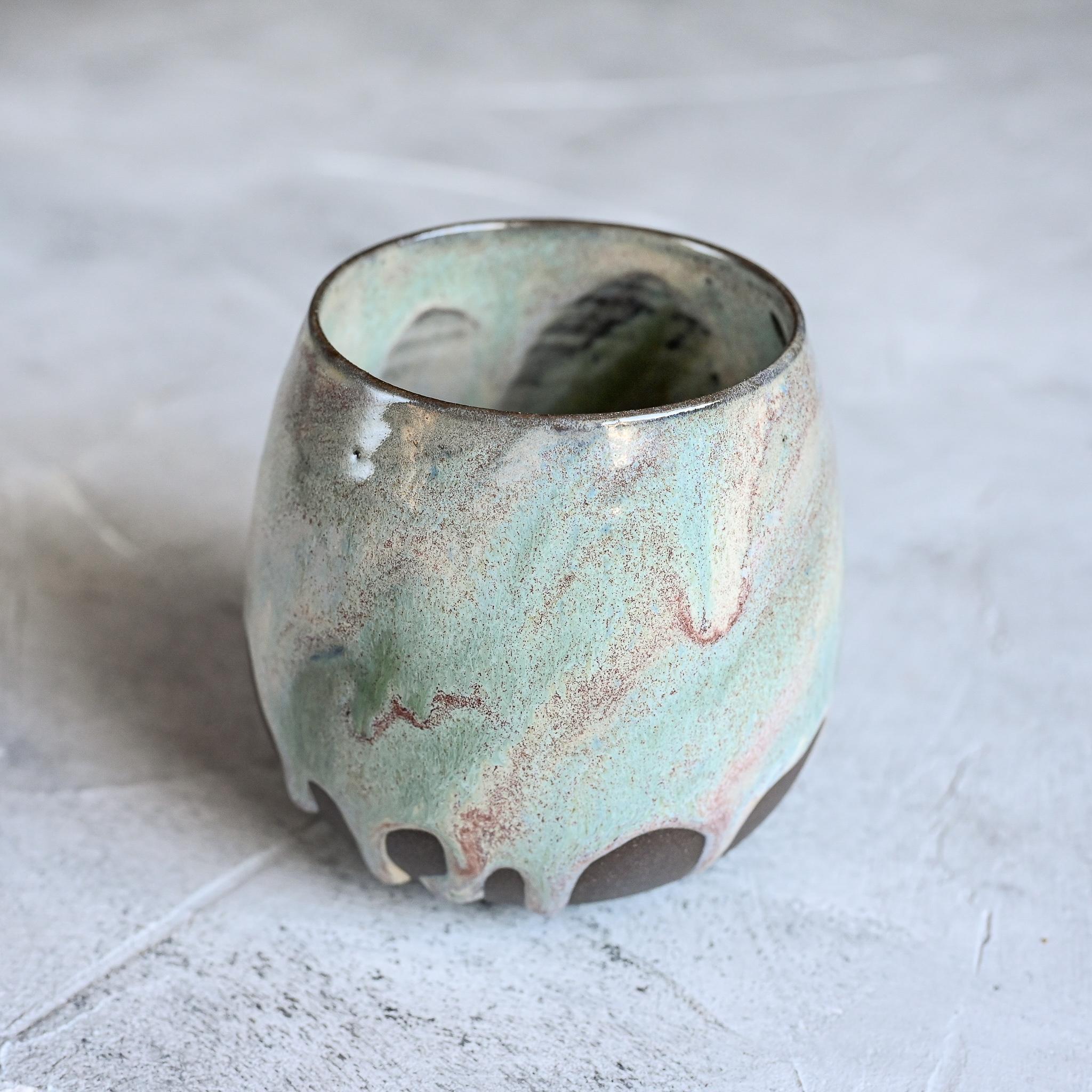 картинка Керамический стакан Марии Левиной 16 - DishWishes.Ru