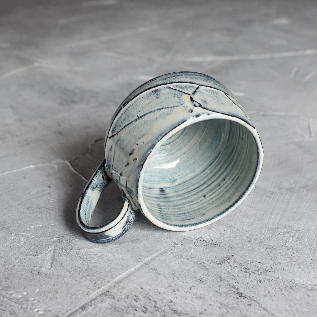 """картинка Керамическая кружка """"Джинсовая серия"""" 06 - DishWishes.Ru"""