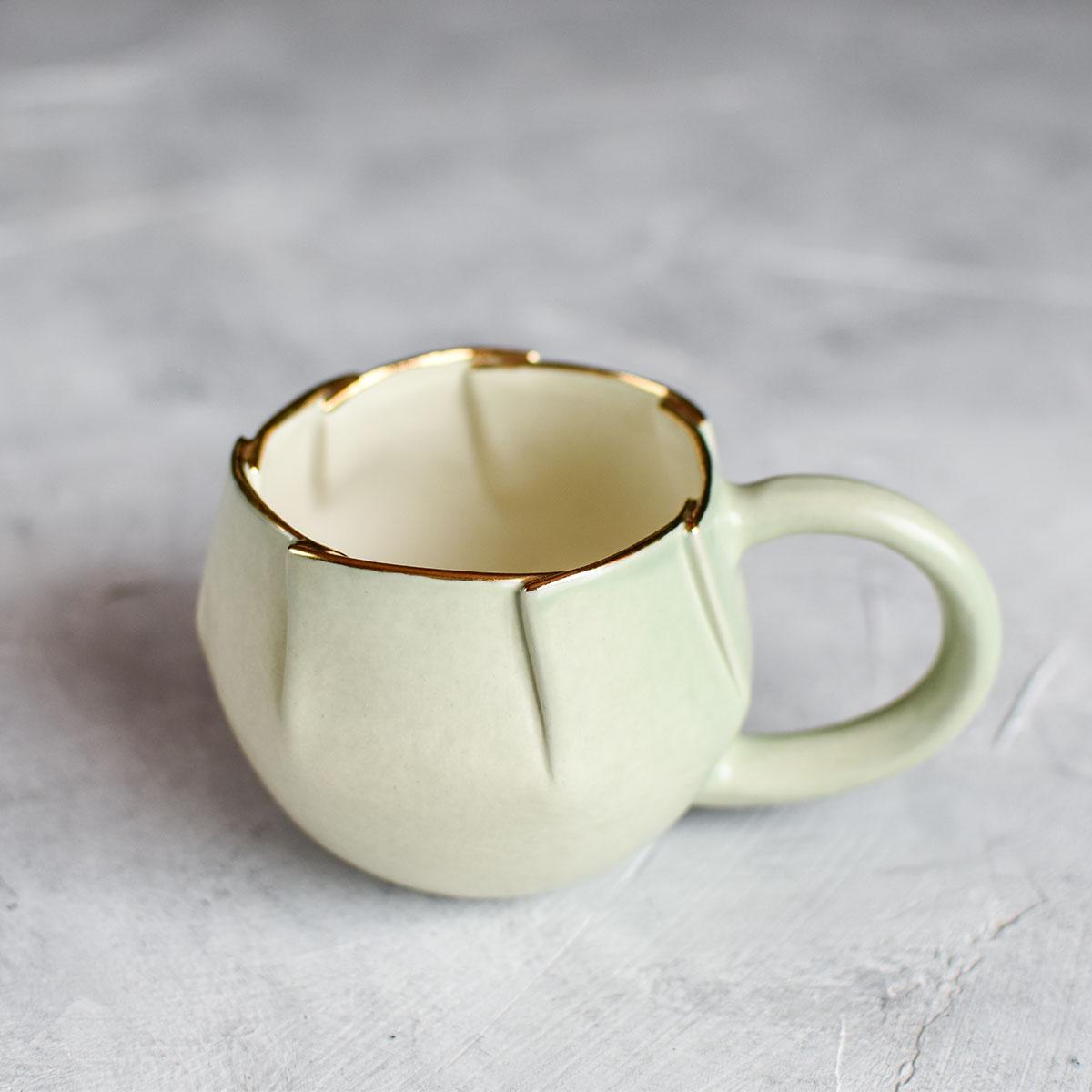 "картинка Чашка ручной работы ""ABC"" 4 - DishWishes.Ru"