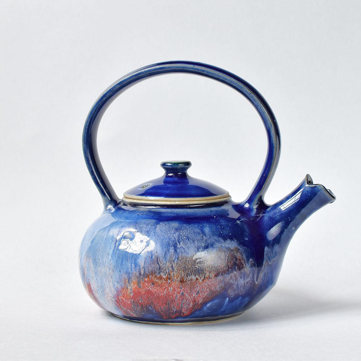 """картинка Керамический чайник """"Айсберг"""" - DishWishes.Ru"""