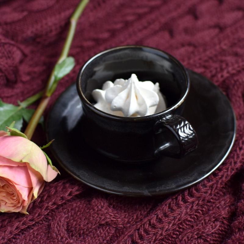 """картинка Кофейная пара """"Безмятежность"""" - DishWishes.Ru"""