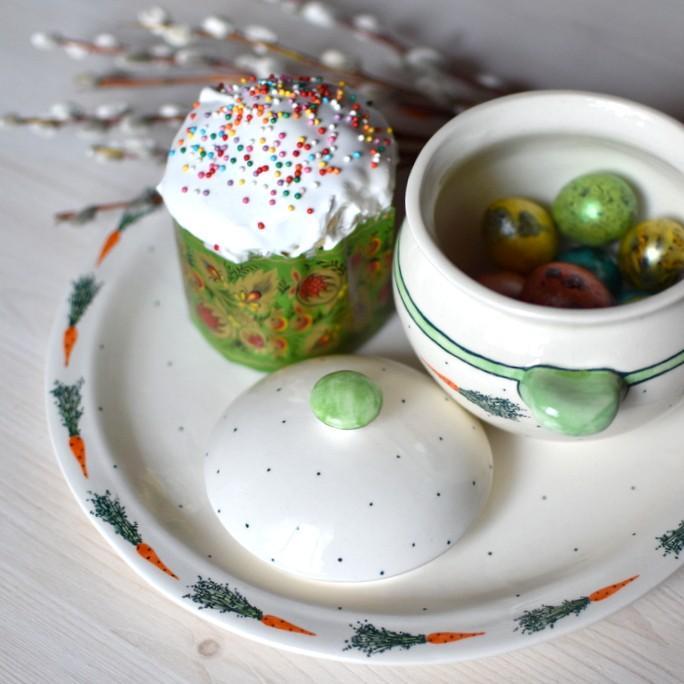 "картинка Блюдо ""Морковки"" - DishWishes.Ru"