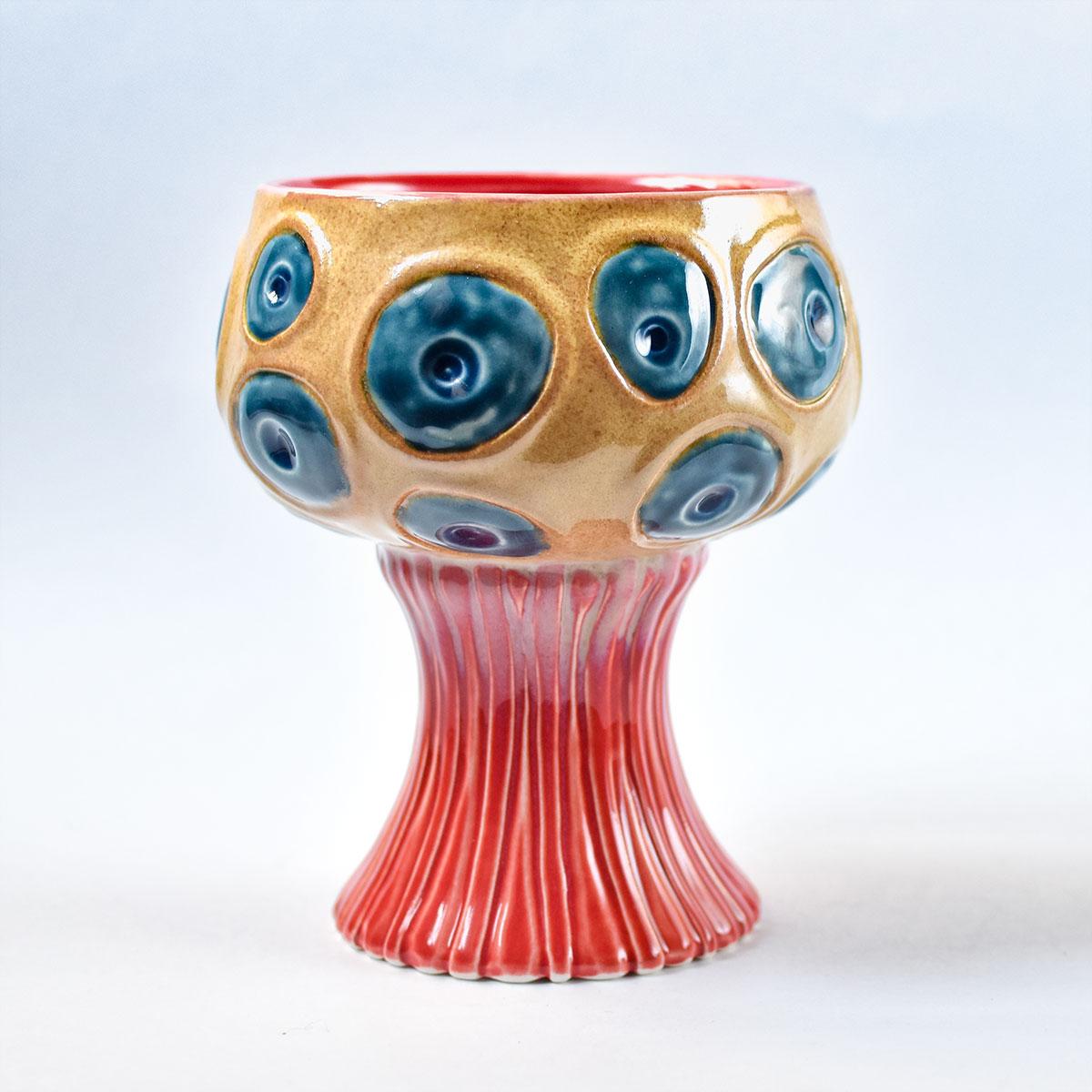 """картинка Керамический кубок """"Тайна третьей планеты"""" - DishWishes.Ru"""