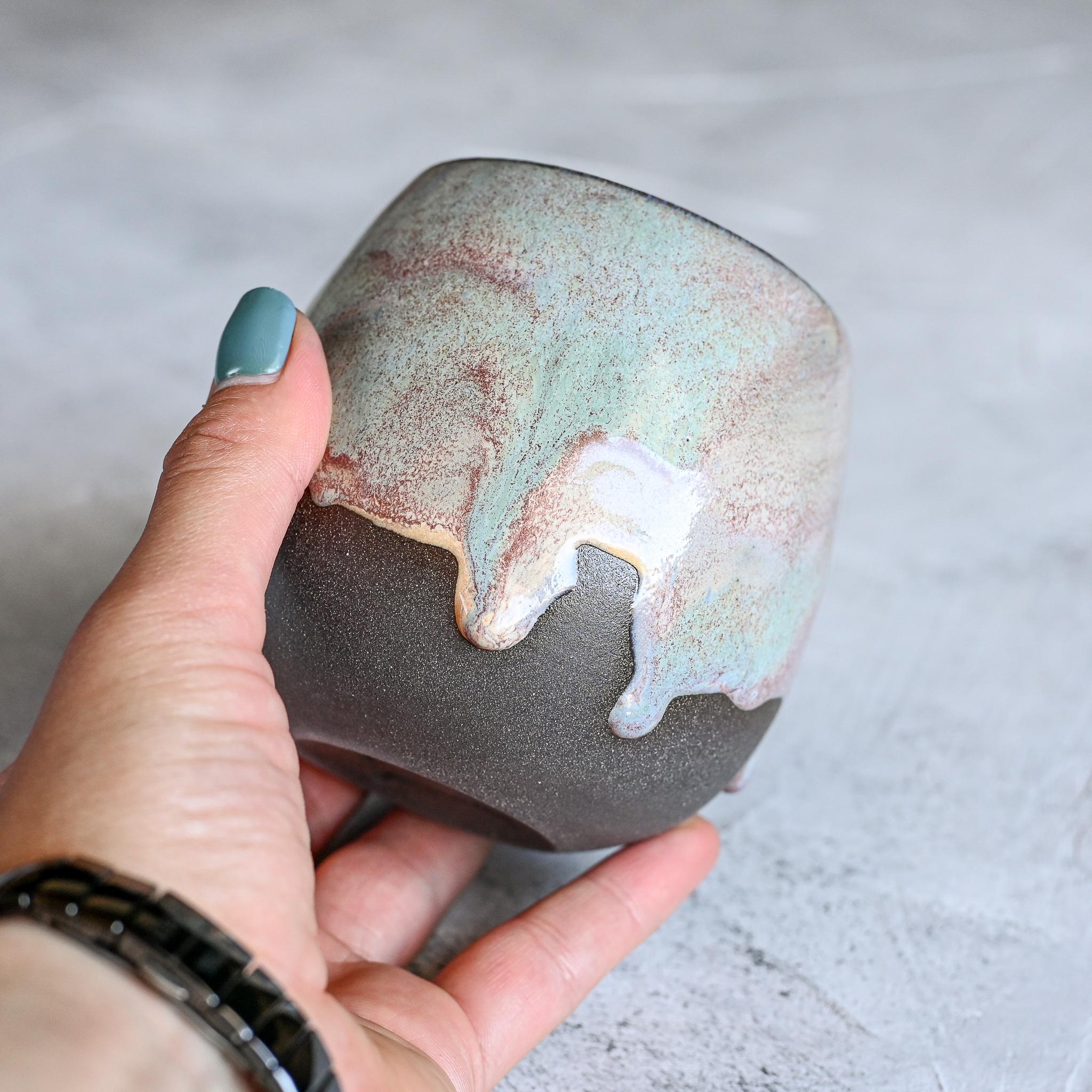 картинка Керамический стакан Марии Левиной 19 - DishWishes.Ru