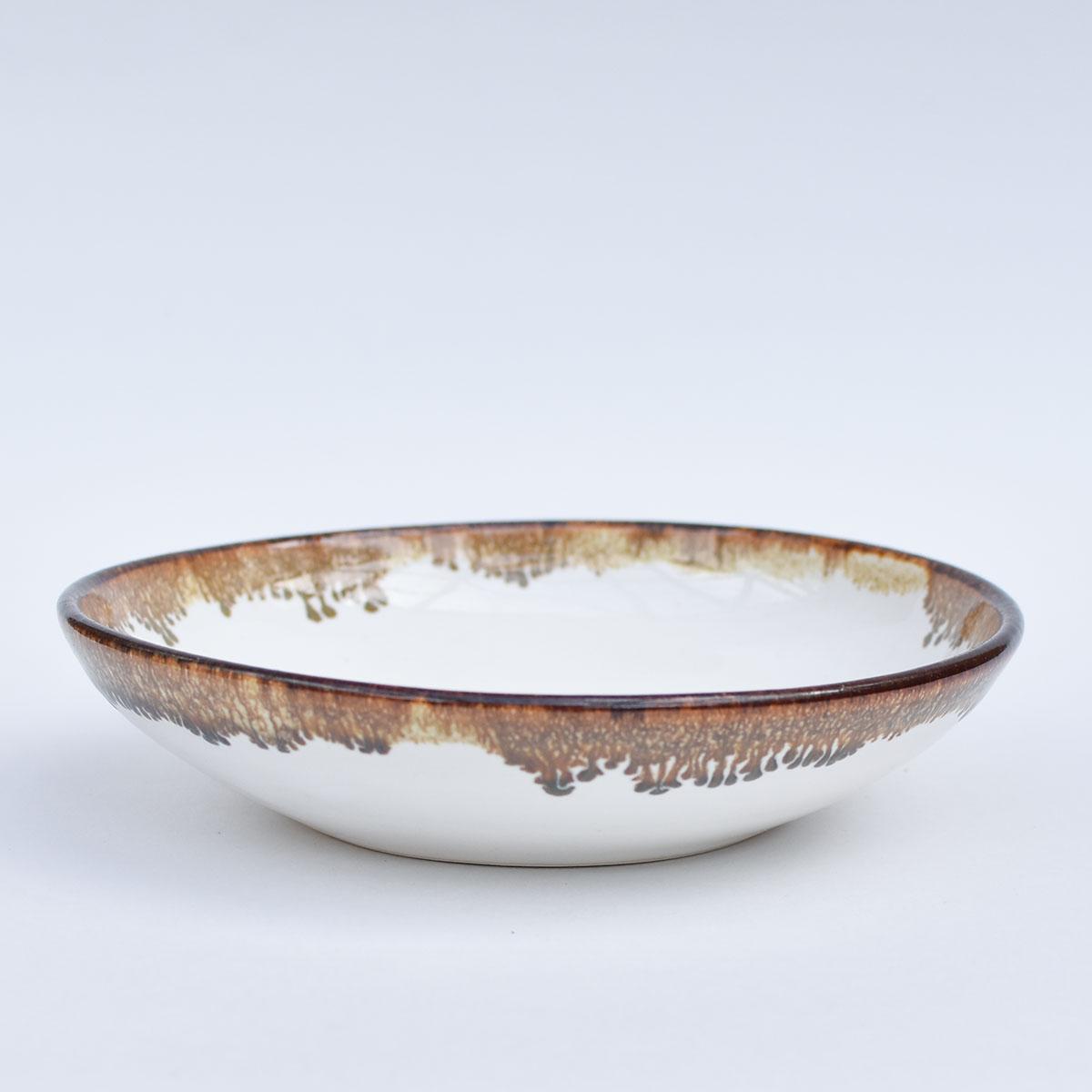 "картинка Керамическая тарелка из серии ""Маршмеллоу"" 18 см - DishWishes.Ru"