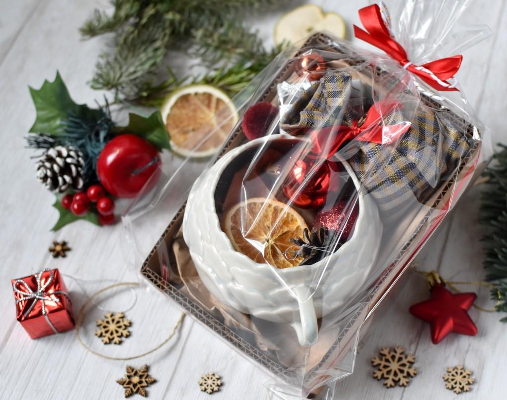 картинка Новогодний набор большой - DishWishes.Ru