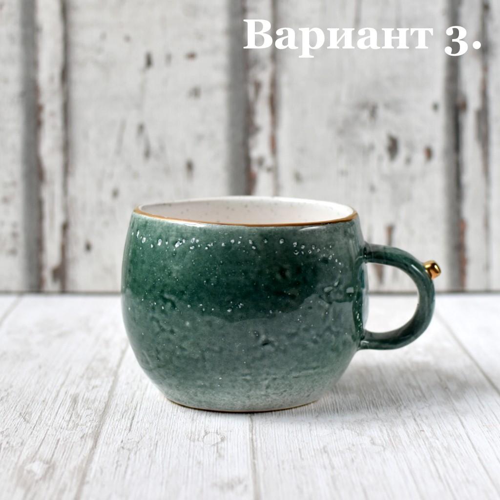 """картинка Большая кружка для какао """"Золото"""" - DishWishes.Ru"""