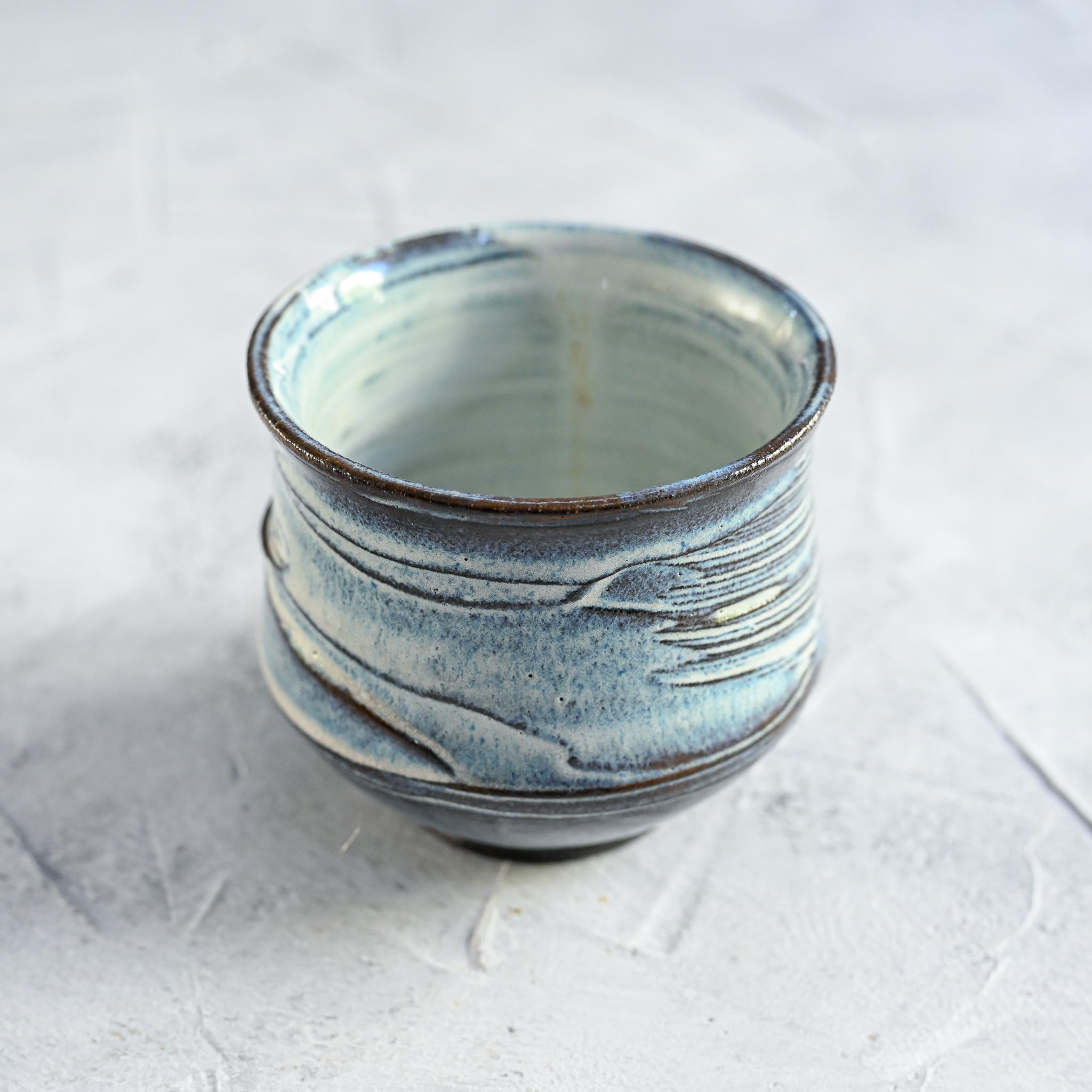 """картинка Керамический стакан """"Джинсовая серия"""" - DishWishes.Ru"""