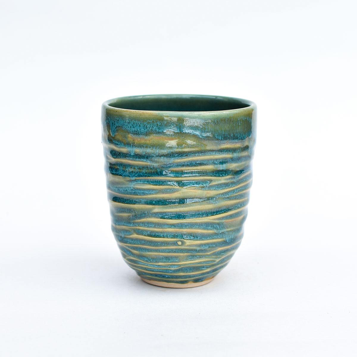 картинка Керамический стакан Натальи Астаховой 2 - DishWishes.Ru