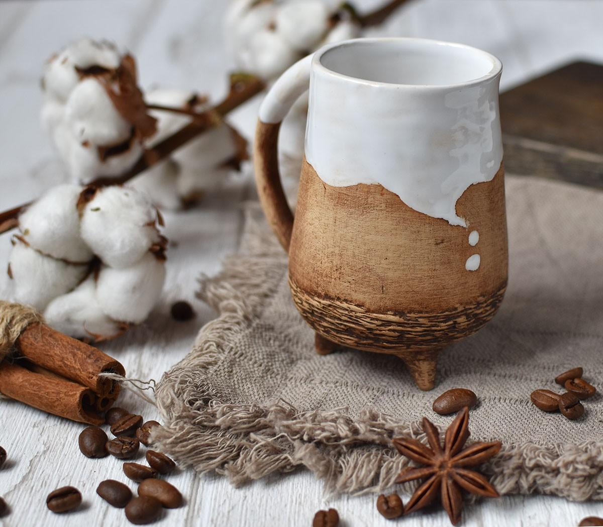 """картинка Кофейная чашка """"Имбирный пряник"""" - DishWishes.Ru"""