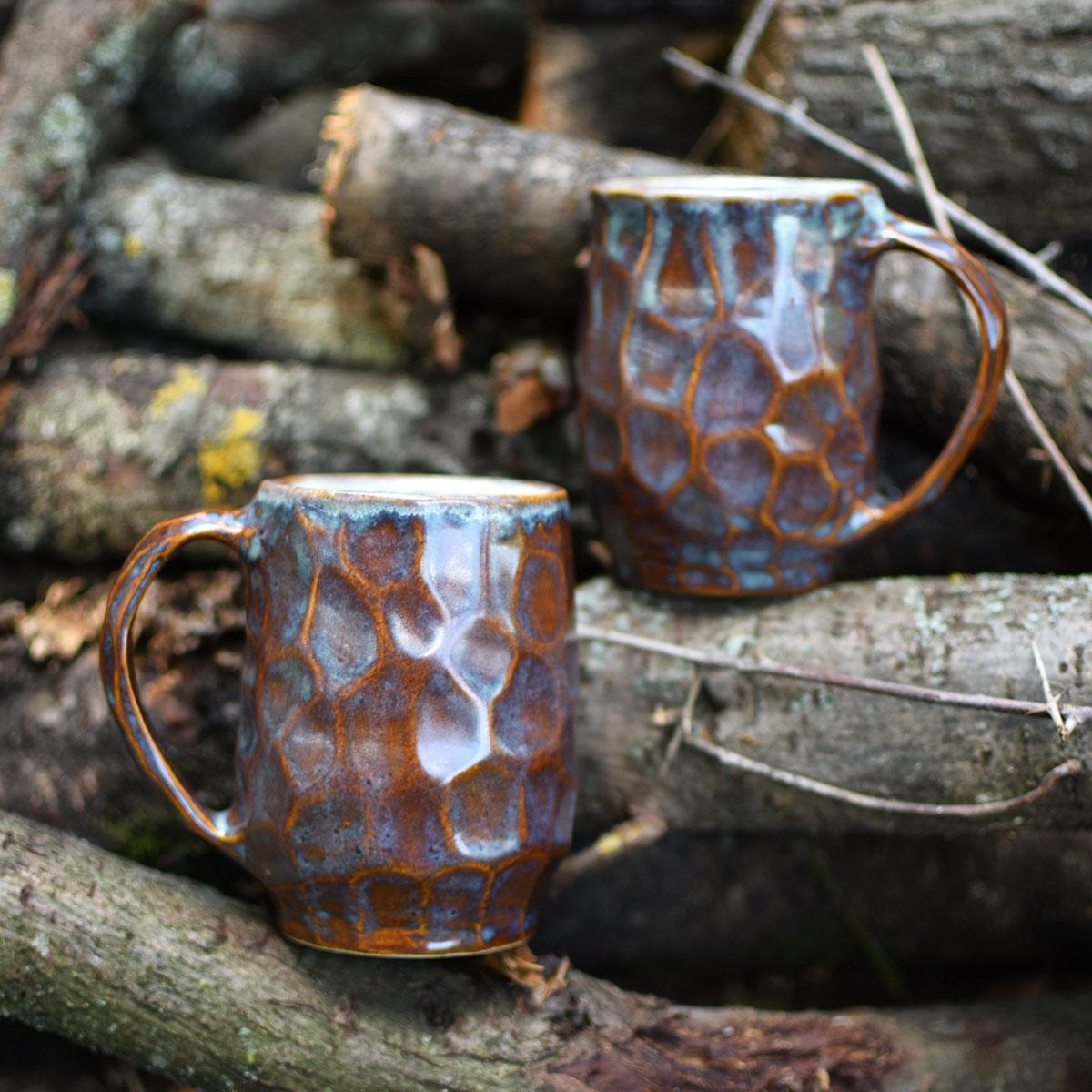 картинка Керамическая чашка с характером - DishWishes.Ru