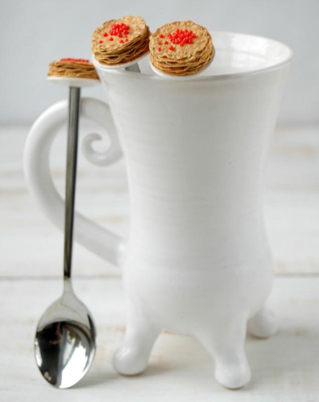 "картинка Чайная ложка ""Блины"" - DishWishes.Ru"