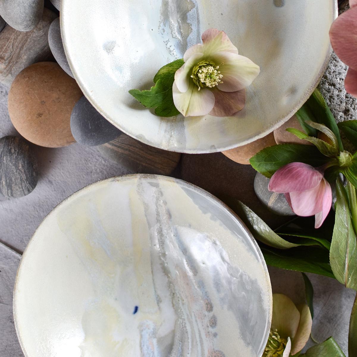 "картинка Тарелка из серии ""Япония"" - светлая 2 - DishWishes.Ru"