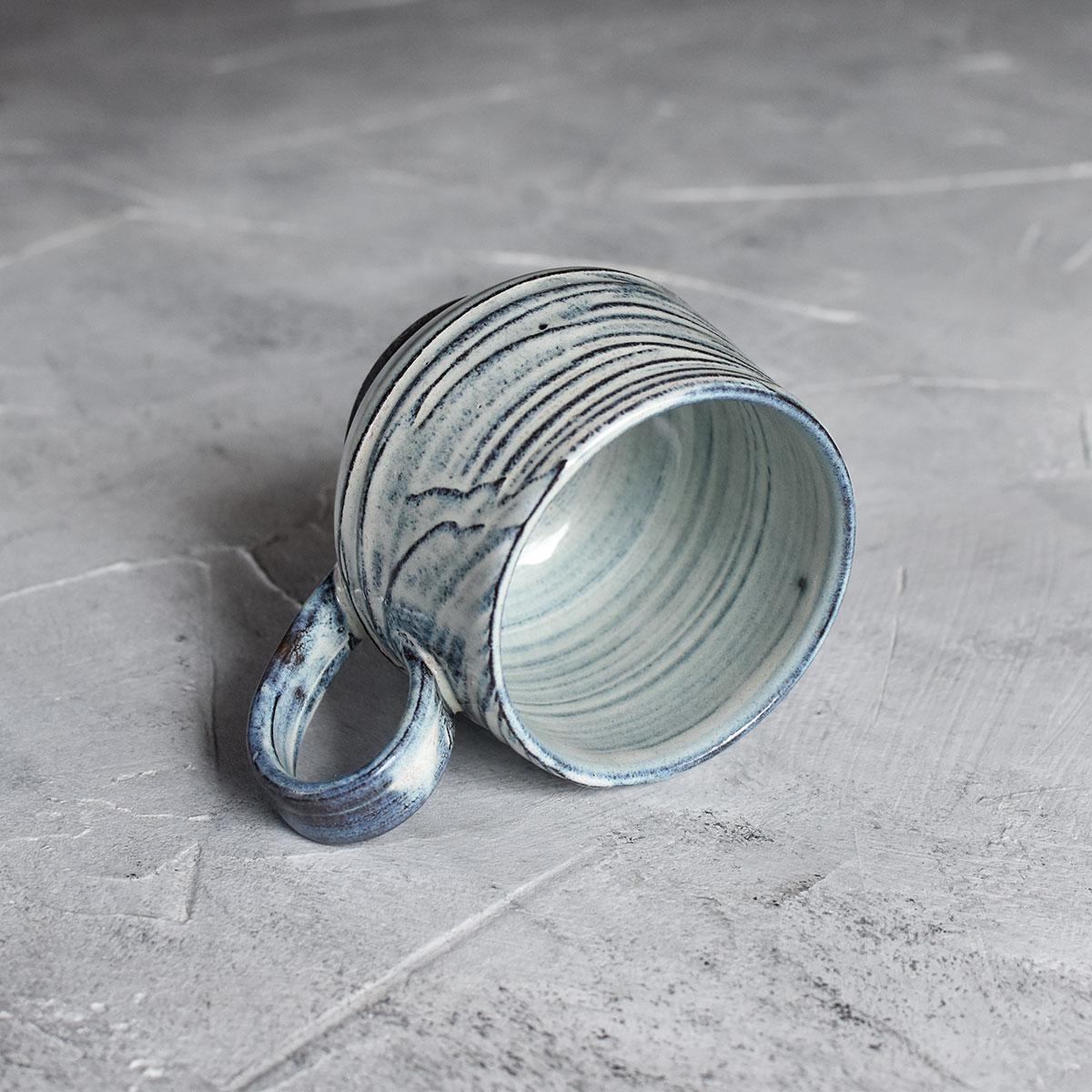"""картинка Керамическая кружка """"Джинсовая серия"""" 03 - DishWishes.Ru"""