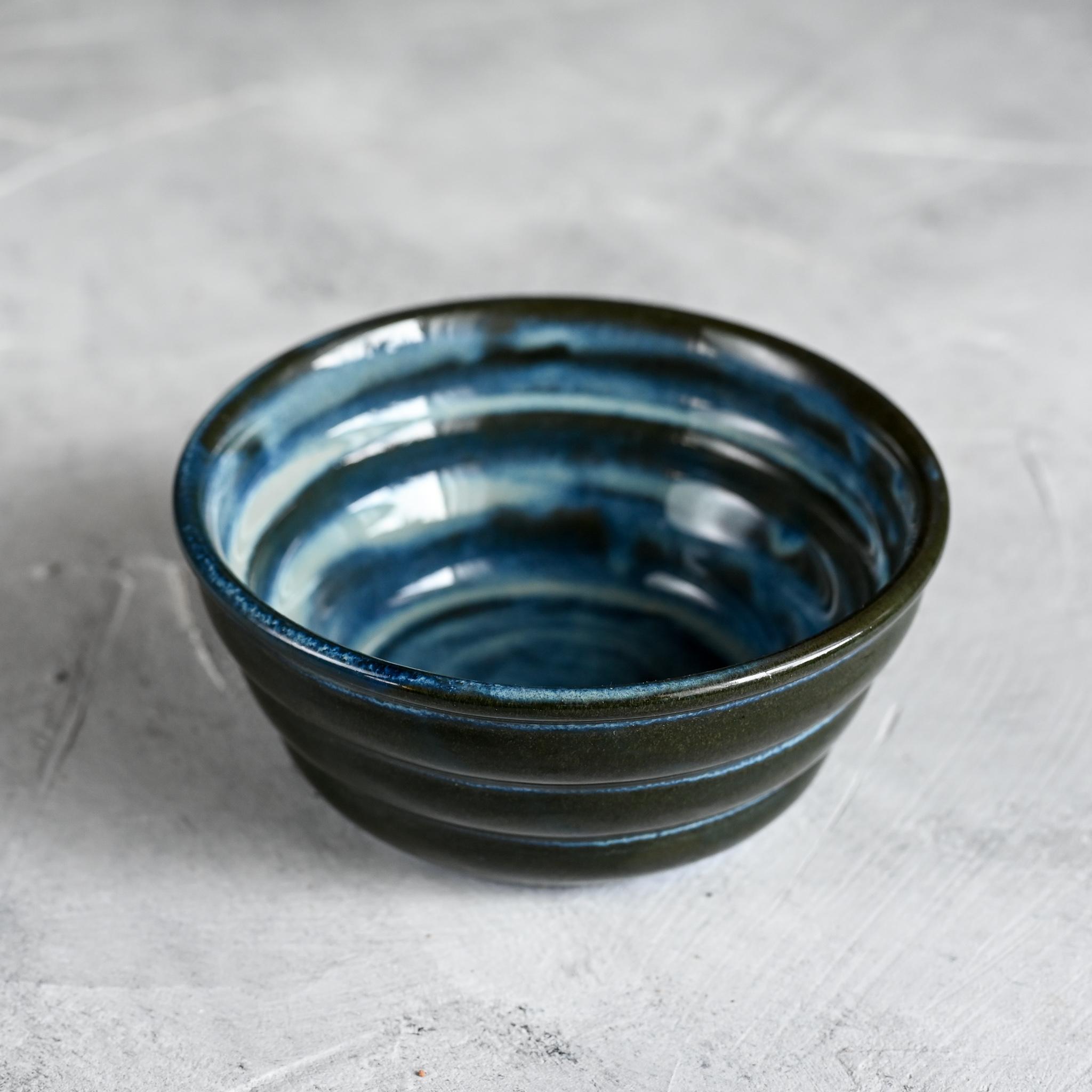 картинка Пиала из синего фарфора  - DishWishes.Ru