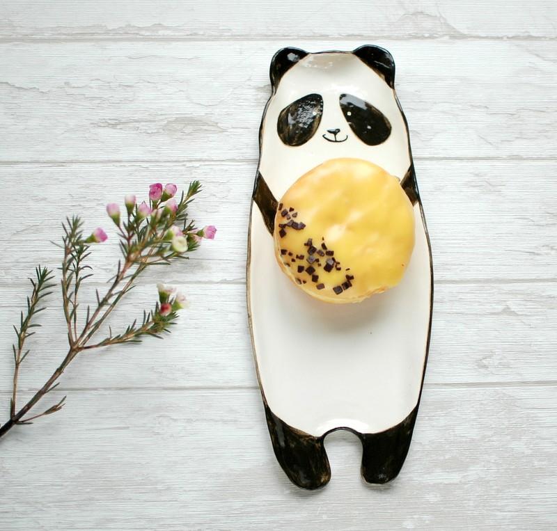 "картинка Тарелка ""Панда"" - DishWishes.Ru"