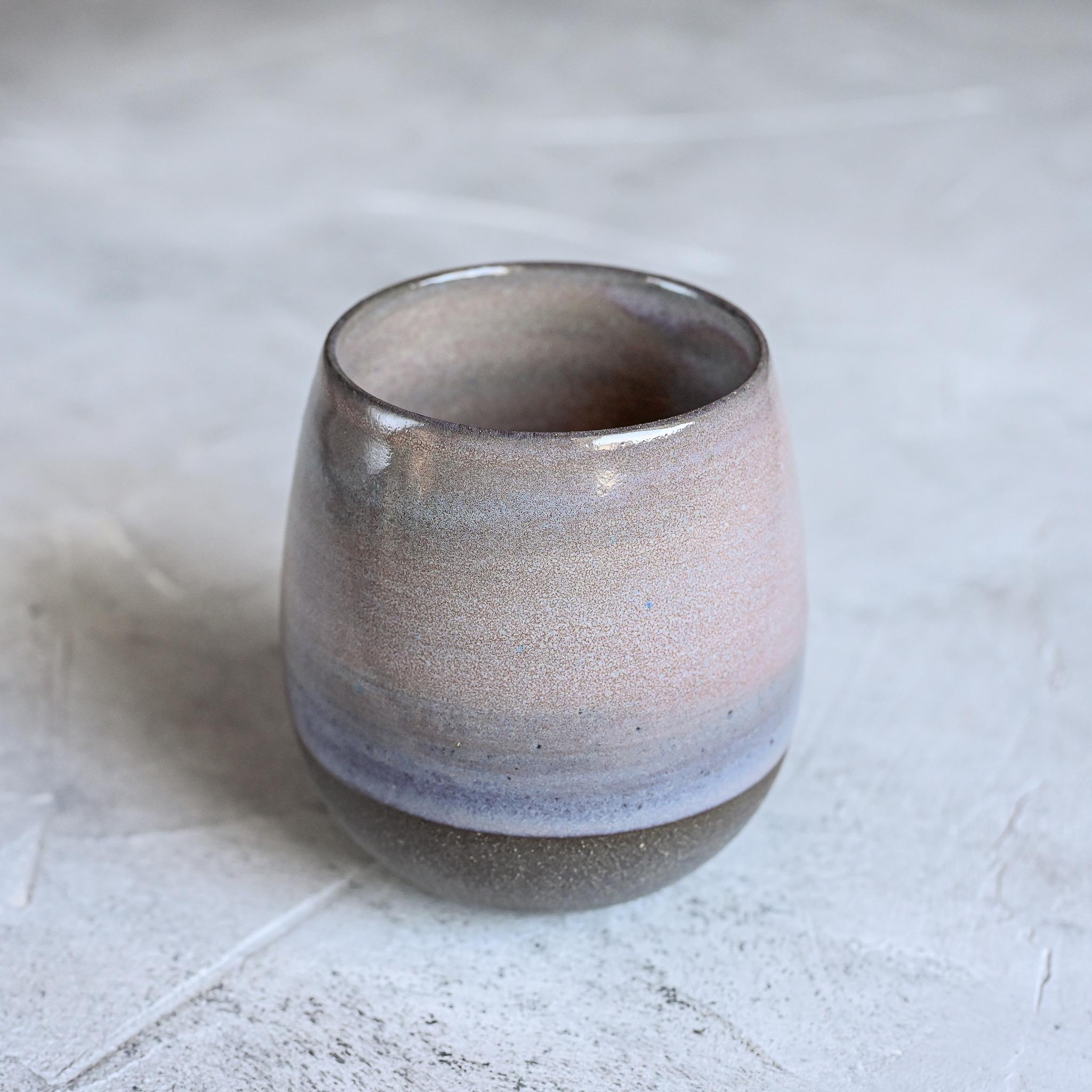 картинка Керамический стакан Марии Левиной малый 7 - DishWishes.Ru