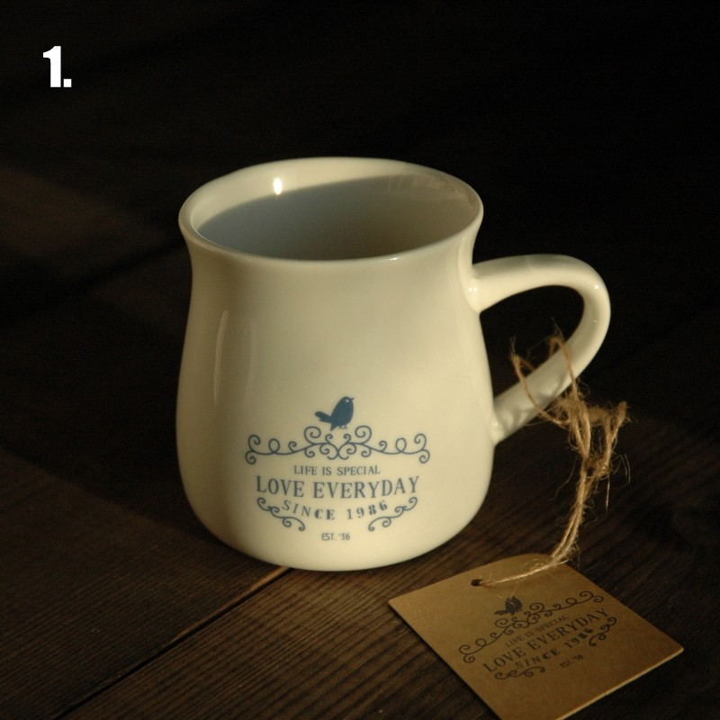 "картинка Чашка из серии ""Enjoy it"" - DishWishes.Ru"