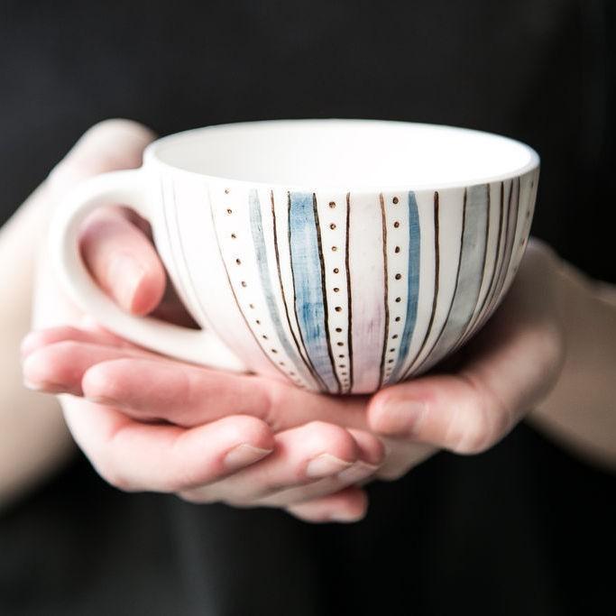 """картинка Чашка """"Уютная пижамка"""" - DishWishes.Ru"""